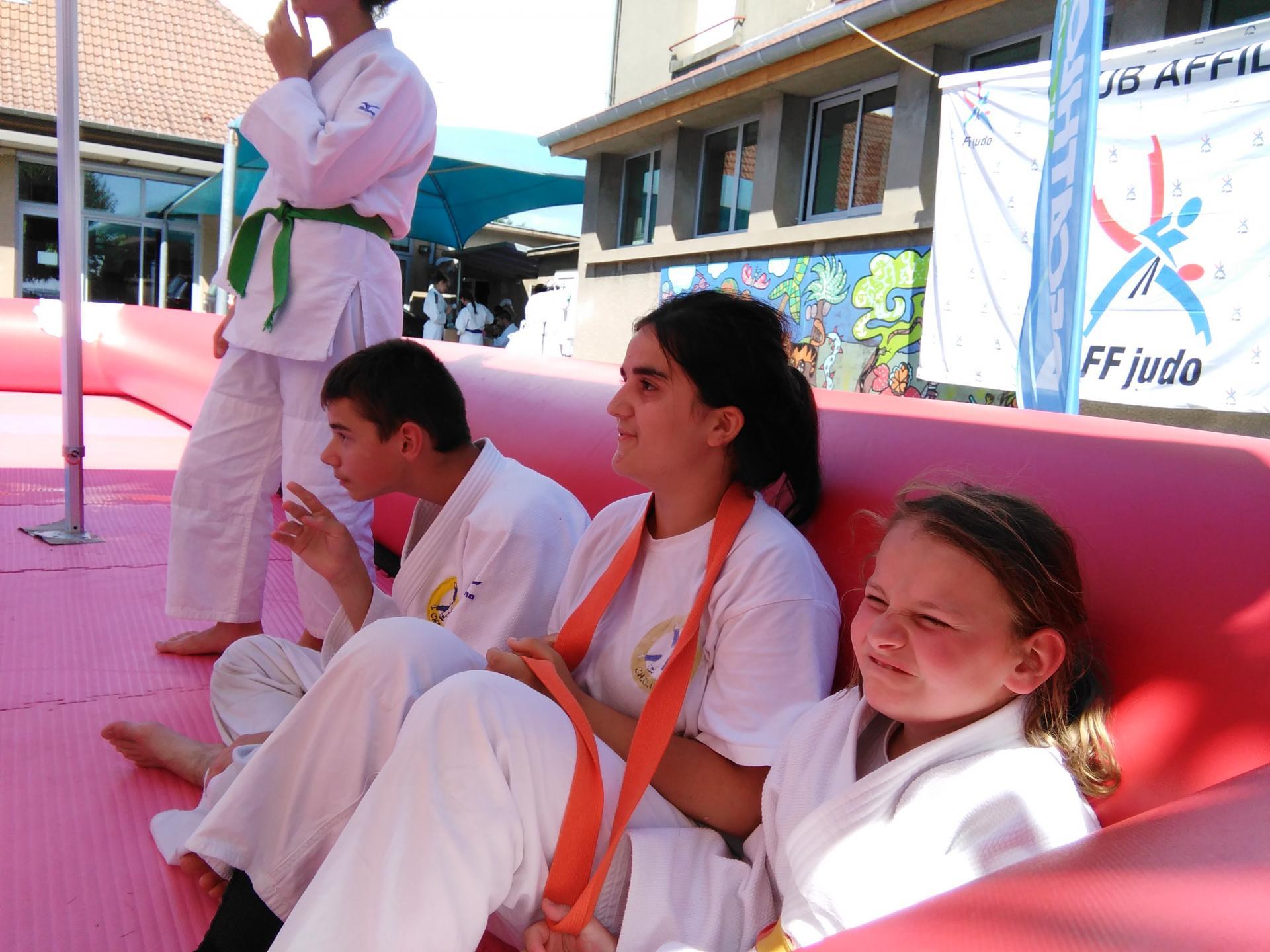Judo Tour Eté