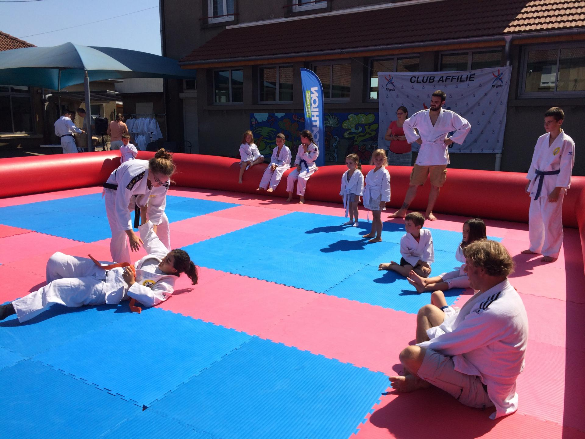 Judo Tour Eté - 26-07-2018